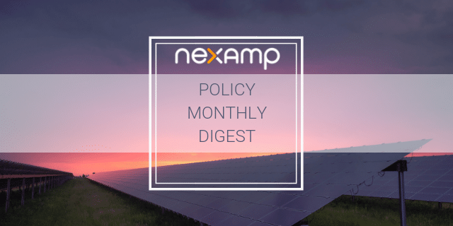 Policy Monthly Digest